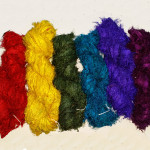Sari Ribbon Yarn - Single Colour